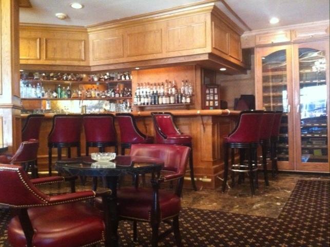 Churchill Bar - best smoking lounge in Denver