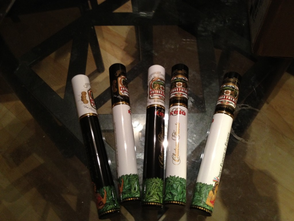 Fuente King Tubo Cigar Review