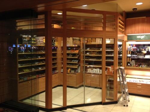 Davidoff cigar humidor Las Vegas