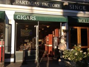 Partagas Cigar Factory Las Vegas