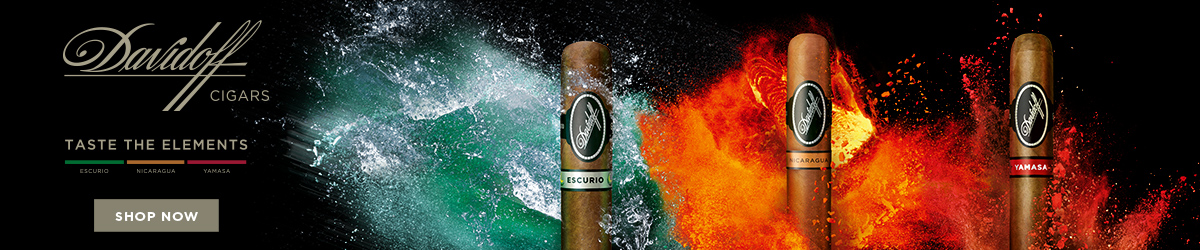 Davidoff black label cigars