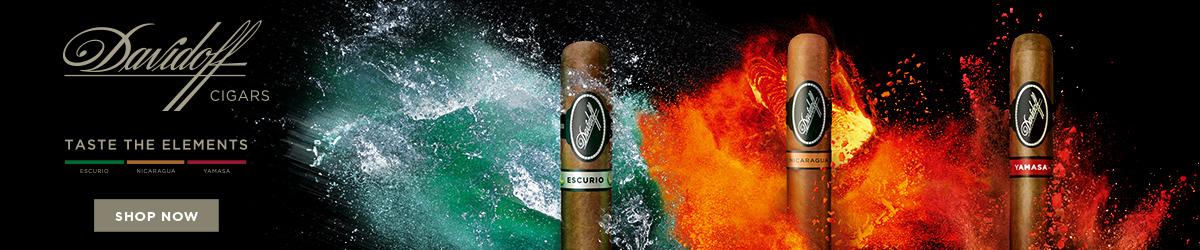 Davidoff black label cigars