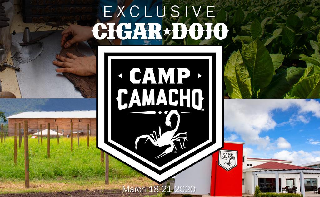 Best Cigars Of 2020 Cigar Dojo Camp Camacho 2020   Cigar Dojo