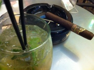 Casa Fuente Cigar Bar Las Vegas