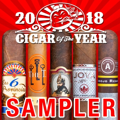 Cigar of the Year sampler