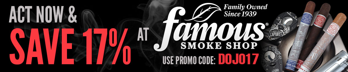 Famous Smoke Shop Coupon Code