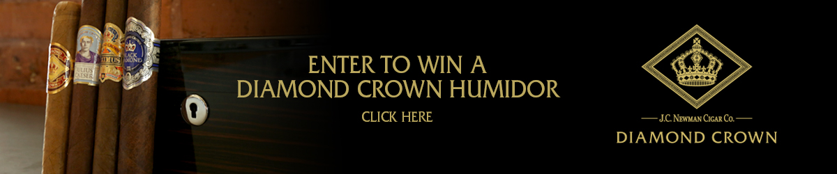 Diamond Crown Humidor Giveaway