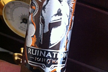 Man O' War Ruination Belicoso review and rating