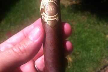 Rocky Patel Renaissance robusto review