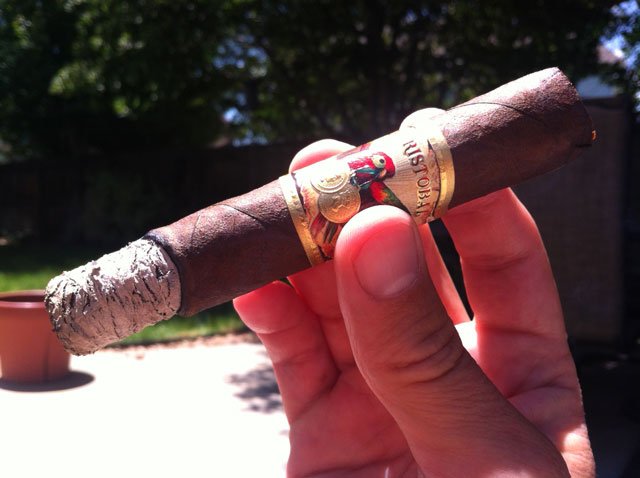San Cristobal Clasico cigar review