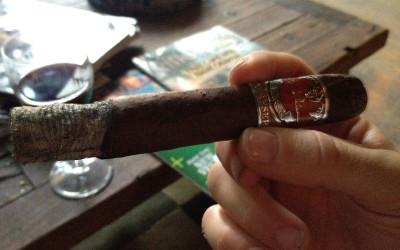 T.L. Johnson Legend Reserve 63 cigar