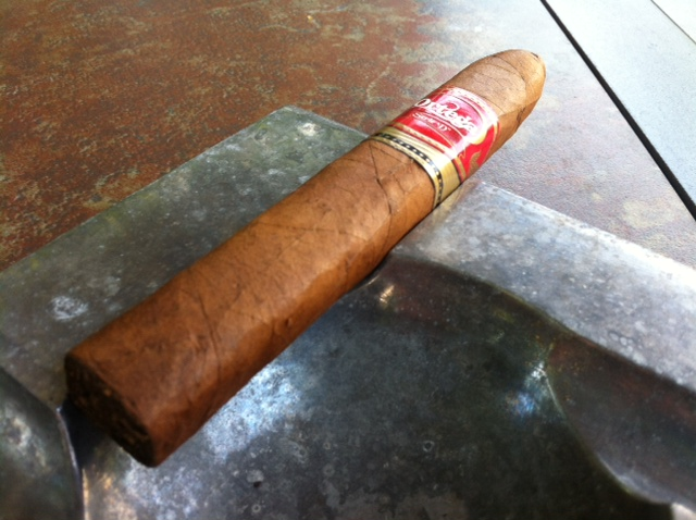 Ortega Serie D #10 Natural cigar review