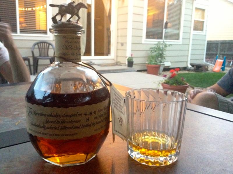 Blanton's Bourbon Whiskey