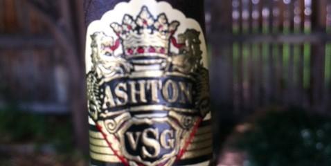Ashton VSG cigar review and rating