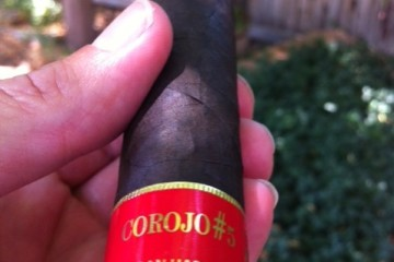 Gran Habano Corojo #5 Imperiales cigar review