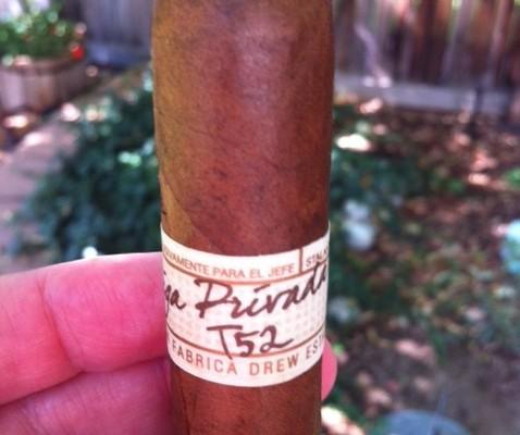 Liga Privada T52 cigar review