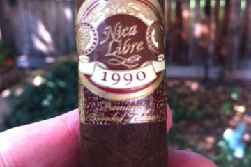 Nica Libre cigar rating