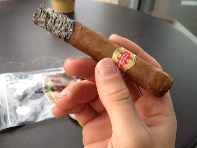 Tabacos El Triunfador Review cigar rating and review