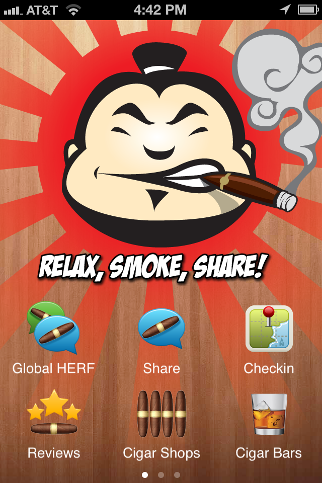 Best cigar app for iPhone or Android