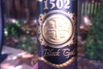 1502 Black Gold cigar review