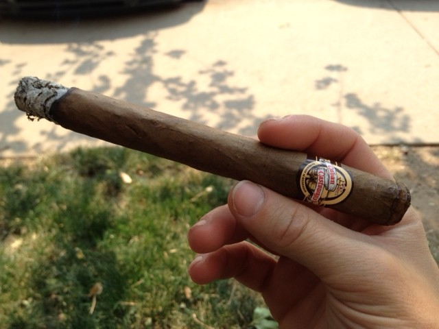 Cuban Castaway cigar review