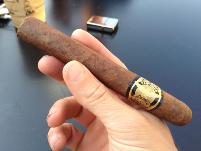 Partagas 1845 cigar review