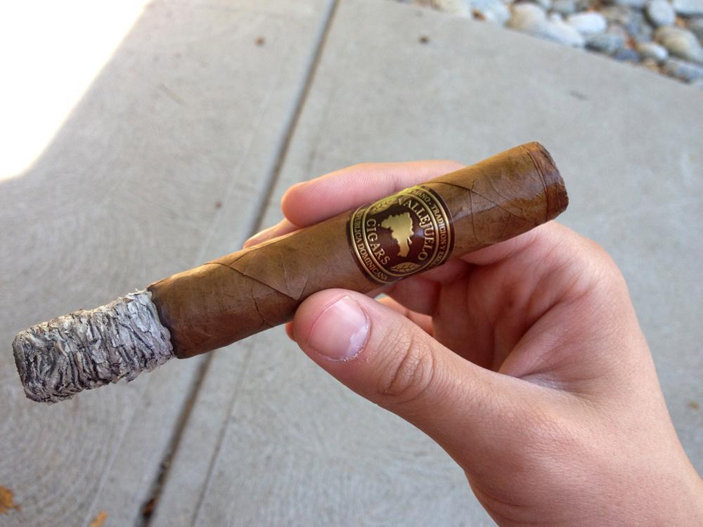 Vallejuelo Cigar Review