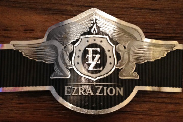 Ezra Zion Inception Cigar Band