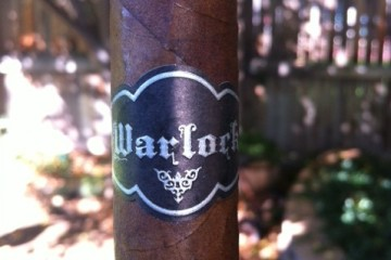 Warlock cigar review