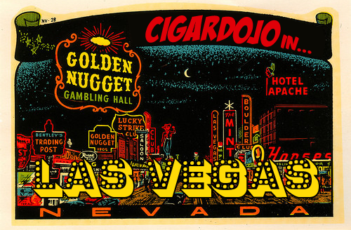 Cigars in Vegas