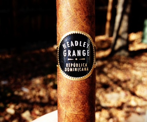 Headley Grange cigar review