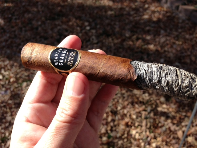 Headley Grange Cigar Rating