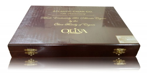 Box of Oliva Cigars