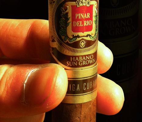 Pinar Del Rio Habano Cigar