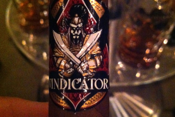 Vindicator Cigar Band