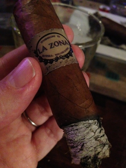 La Zona Habano cigar rating