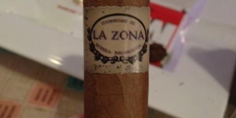 La Zona Habano cigar review and rating