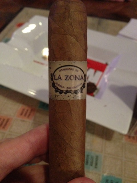 La Zona Habano cigar review and rating