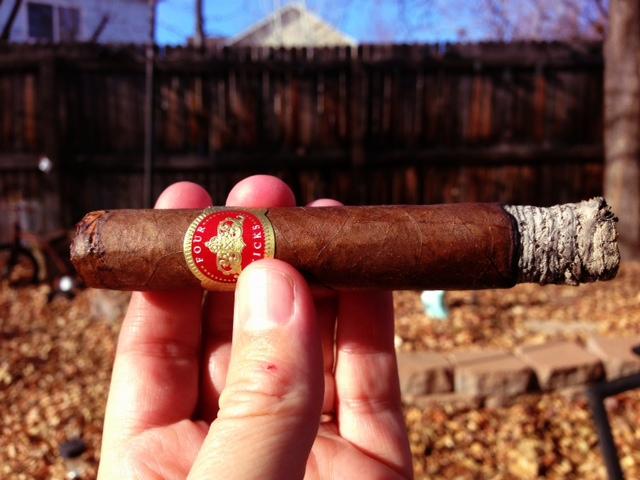 Four Kicks Cigar Rating and Review