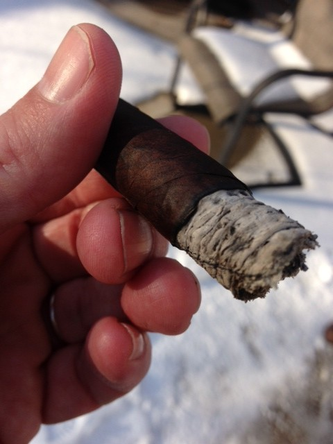 Papas Fritas cigar review