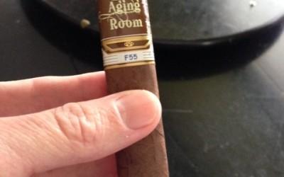 Aging Room F55 Quattro Cigar Rating