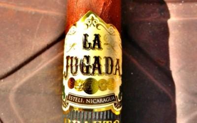 La Jugada Prieto cigar review and rating