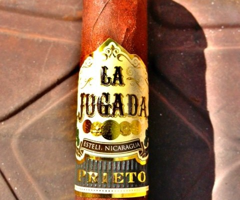 La Jugada Prieto cigar review and rating
