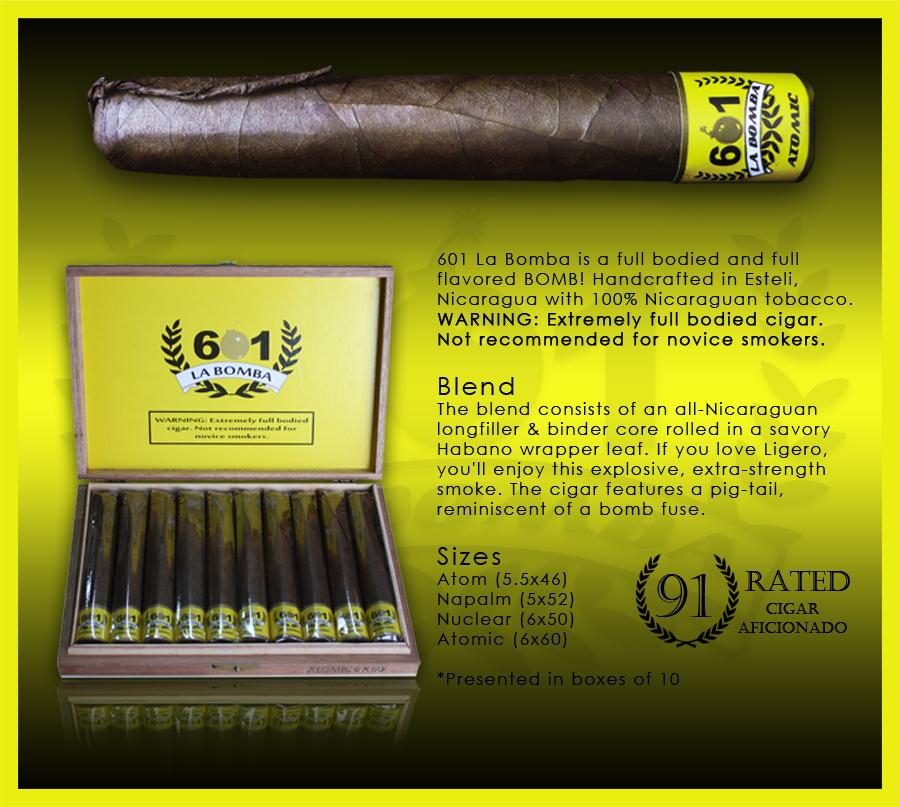 La Bomba Cigars