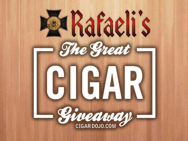 Rafaelis Cigars Giveaway