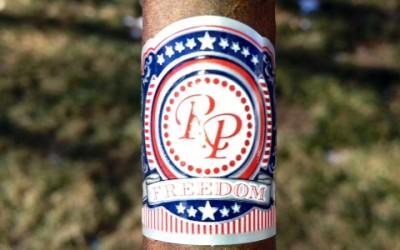 Rocky Patel FREEDOM cigar rating