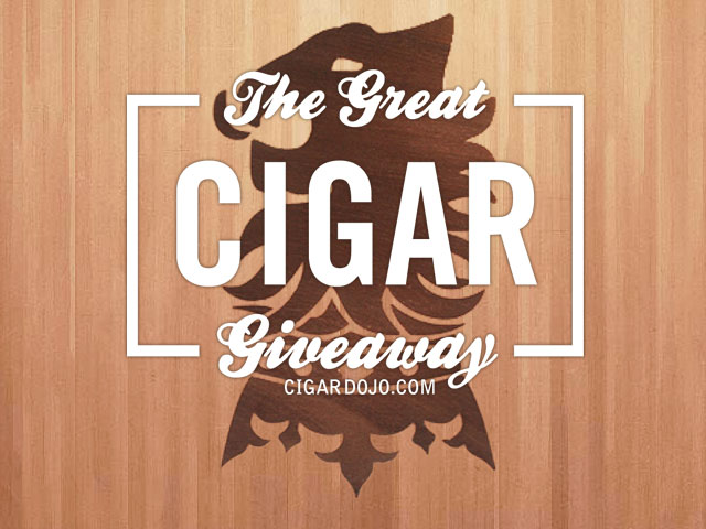 Undercrown cigar giveaway
