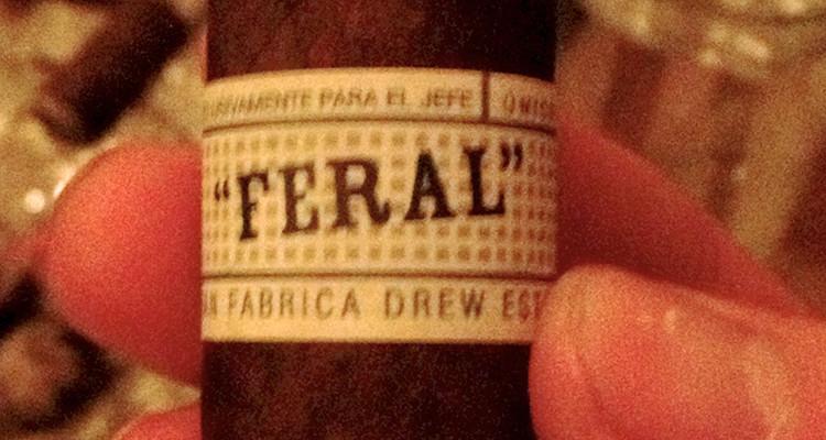 Feral Flying Pig Cigar