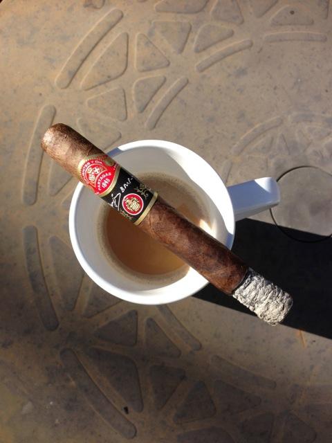 Partagas Benji Menendez Master Series cigar review and rating