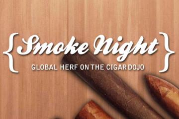 Smoke Night on the Cigar Dojo app